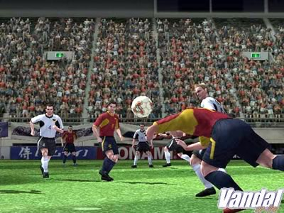 Imagen 5 de Winning Eleven 6 Final Evolution para PlayStation 2