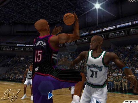 Imagen 4 de NBA 2K para Dreamcast