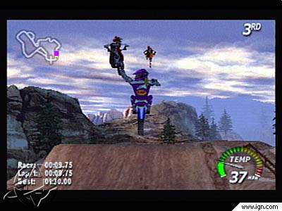 Im�genes Excitebike 64