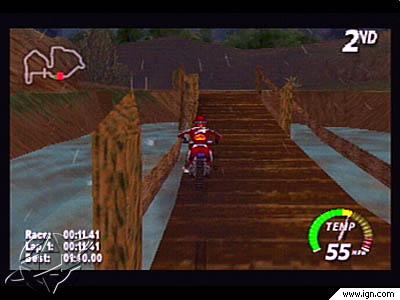Imagen 4 de Excitebike 64 para Nintendo 64