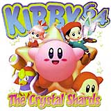 Im�genes Kirby 64: The Crystal Shards