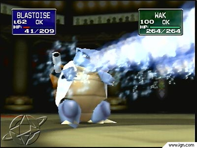 Im�genes Pokemon Stadium