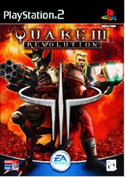 Portada oficial de Quake 3 Revolution para PS2