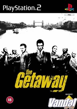 Portada oficial de The Getaway para PS2