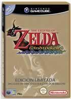 Portada oficial de The Legend of Zelda: The Wind Waker para GameCube
