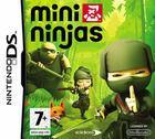 Portada oficial de Mini Ninjas para NDS