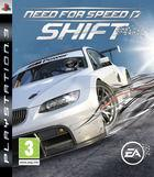 Portada oficial de Need for Speed Shift para PS3