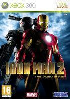 Portada oficial de Iron Man 2 para Xbox 360