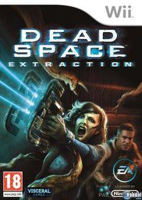 Portada oficial de Dead Space: Extraction para Wii