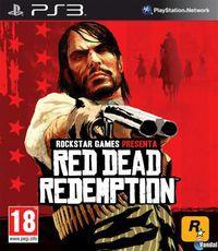 Portada oficial de Red Dead Redemption para PS3