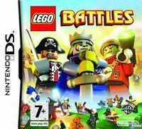 Portada oficial de LEGO Battles para NDS