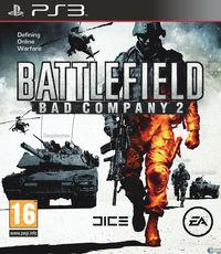 Portada oficial de Battlefield: Bad Company 2 para PS3