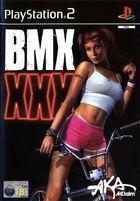Portada oficial de BMX XXX para PS2