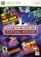Portada oficial de Namco Museum: Virtual Arcade para Xbox 360