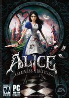 Portada oficial de Alice: Madness Returns para PC