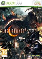 Portada oficial de Lost Planet 2 para Xbox 360