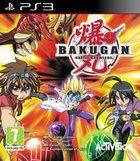 Portada oficial de Bakugan para PS3