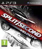 Portada oficial de Split/Second: Velocity para PS3