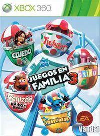 Portada oficial de Hasbro Family Game Night XBLA para Xbox 360