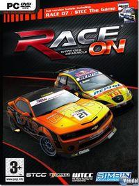Portada oficial de Race ON para PC