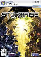 Portada oficial de Stormrise para PC