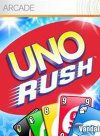 Portada oficial de UNO Rush XBLA para Xbox 360