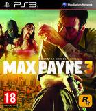 Portada oficial de Max Payne 3 para PS3