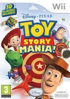 Portada oficial de Toy Story Mania! para Wii