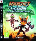 Portada oficial de Ratchet and Clank: Atrapados en el tiempo para PS3