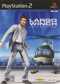 Portada oficial de Largo Winch para PS2