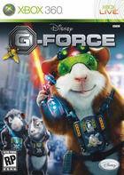Portada oficial de G-Force para Xbox 360