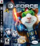 Portada oficial de G-Force para PS3