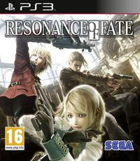 Portada oficial de Resonance of Fate para PS3