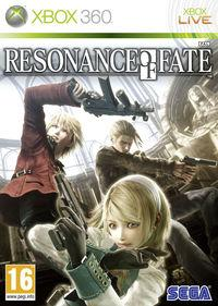Portada oficial de Resonance of Fate para Xbox 360