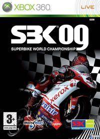 Portada oficial de SBK 09: Superbike World Championship para Xbox 360