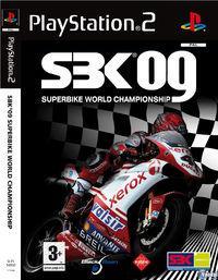 Portada oficial de SBK 09: Superbike World Championship para PS2