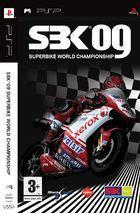 Portada oficial de SBK 09: Superbike World Championship para PSP