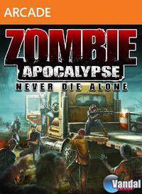 Portada oficial de Zombie Apocalypse XBLA para Xbox 360