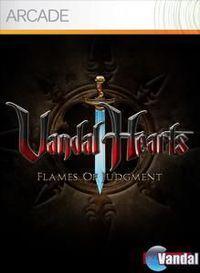 Portada oficial de Vandal Hearts: Flames of Judgment XBLA para Xbox 360