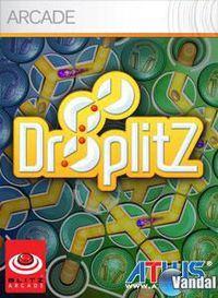 Portada oficial de Droplitz XBLA para Xbox 360