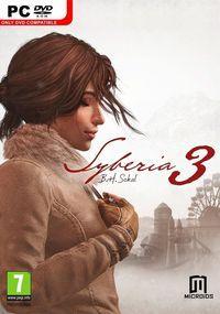 Portada oficial de Syberia 3 para PC