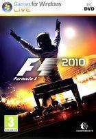 Portada oficial de F1 2010 para PC