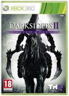 Portada oficial de Darksiders II para Xbox 360