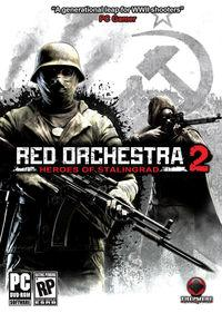 Portada oficial de Red Orchestra 2: Heroes of Stalingrad para PC