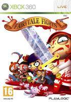 Portada oficial de Fairytale Fights para Xbox 360