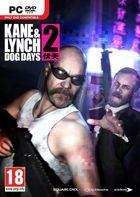 Portada oficial de Kane & Lynch 2: Dog Days para PC