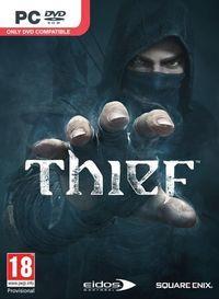 Portada oficial de Thief para PC