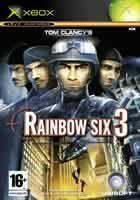 Portada oficial de Tom Clancy's Rainbow Six 3 para Xbox