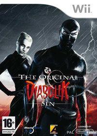 Portada oficial de Diabolik: The Original Sin para Wii
