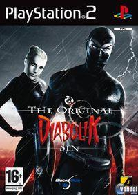 Portada oficial de Diabolik para PS2